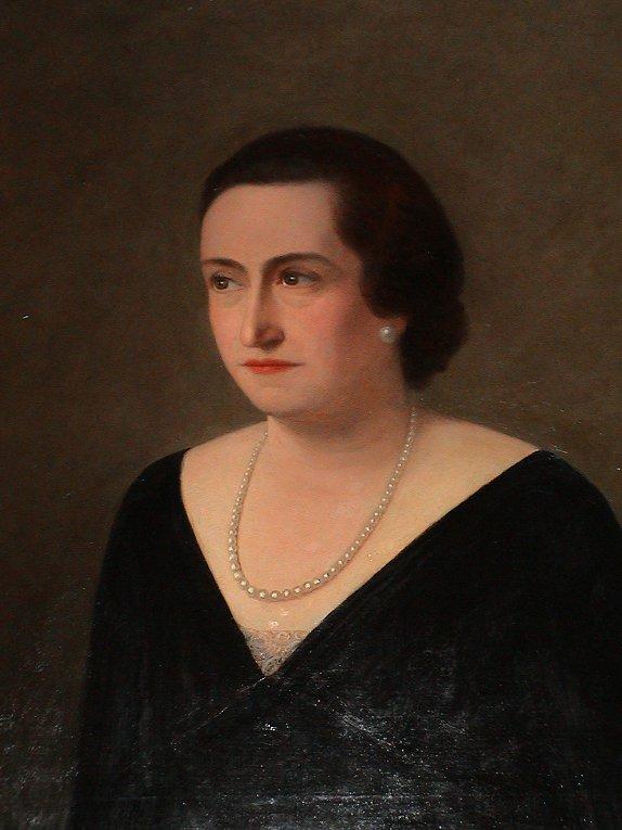 Jeanne Vivent Etchepare, mère de Carmen, et arrière grand-mère de Nick Peacock